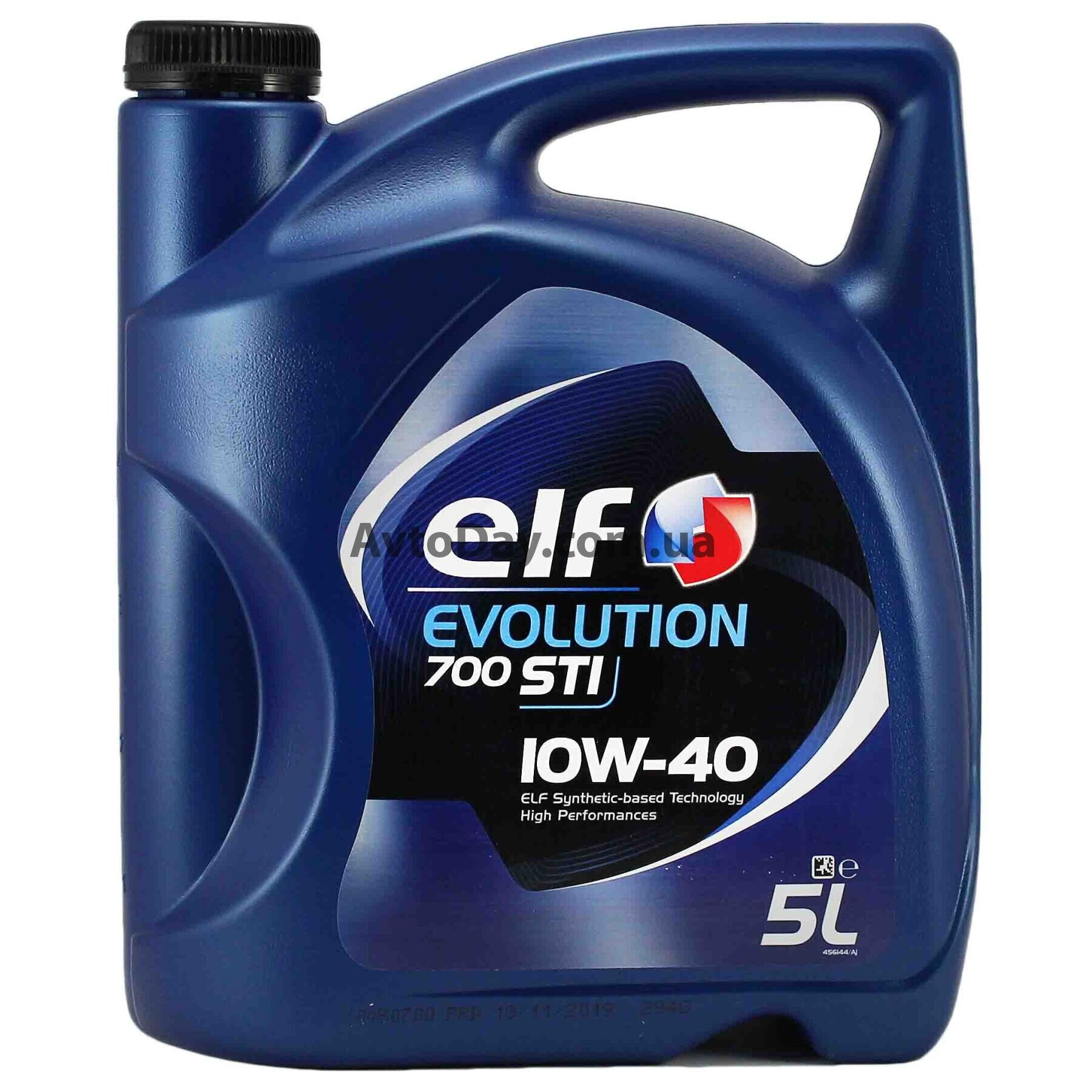 Моторное масло Elf Evolution 700 STI 10W-40 5 л. 1